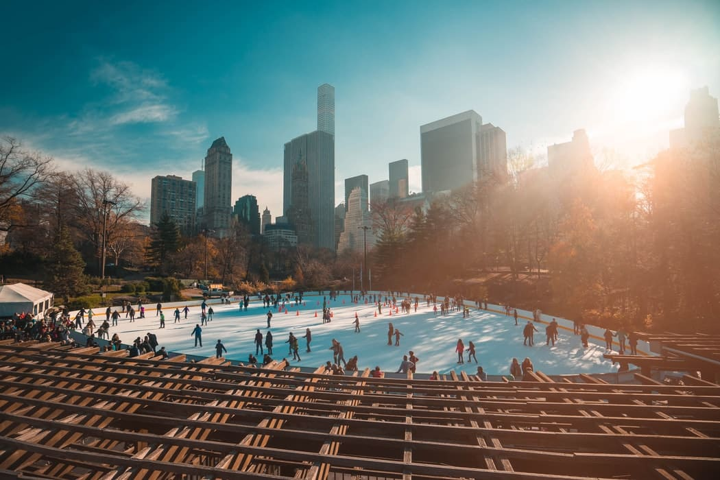 The Wollman Rink