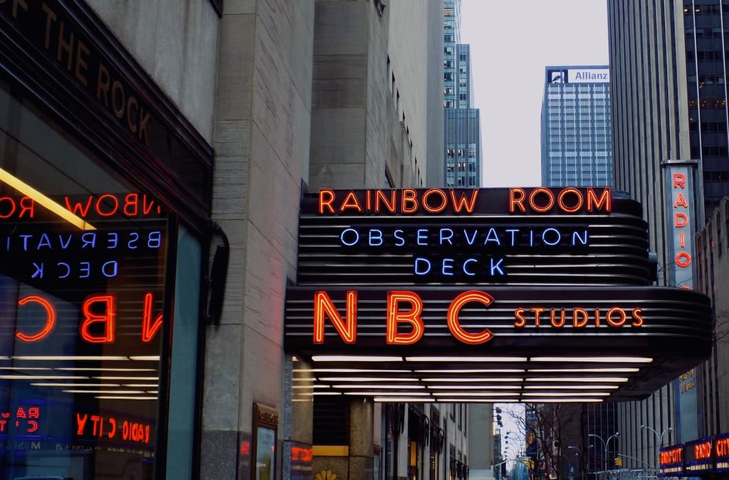 Acceso al restaurante Rainbow Room